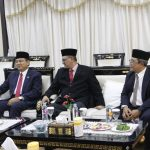 Paripurna Pelantikan Anggota DPRP 2019-2024/ 3