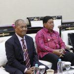 Paripurna Pelantikan Anggota DPRP 2019-2024/ 4