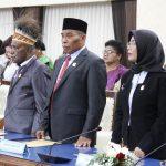 PENGAMBILAN SUMPAH JANJI ANGGOTA DPRP 2019-2024_24